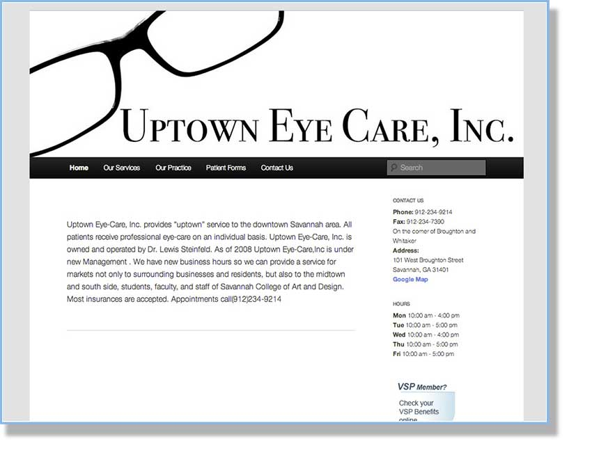 Uptown Eye Care, Inc.
